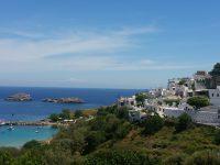 Rodos'un En Güzel Köyü Lindos