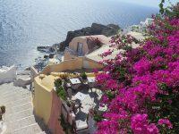 Santorini Adası