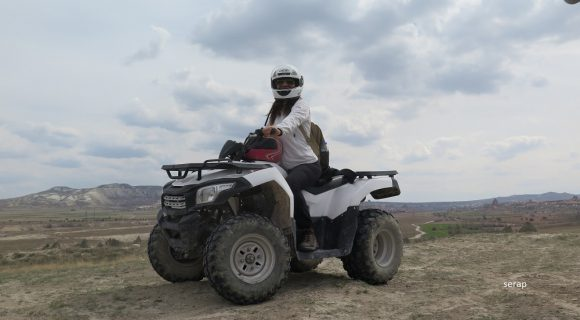 Kapadokya'da Atv Turları