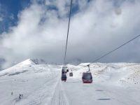 Kayak Erciyes'te Yapılır