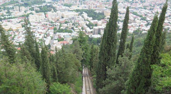 Tiflis' te Füniküler