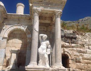 Yeniden Dirilen Şehir; Sagalassos